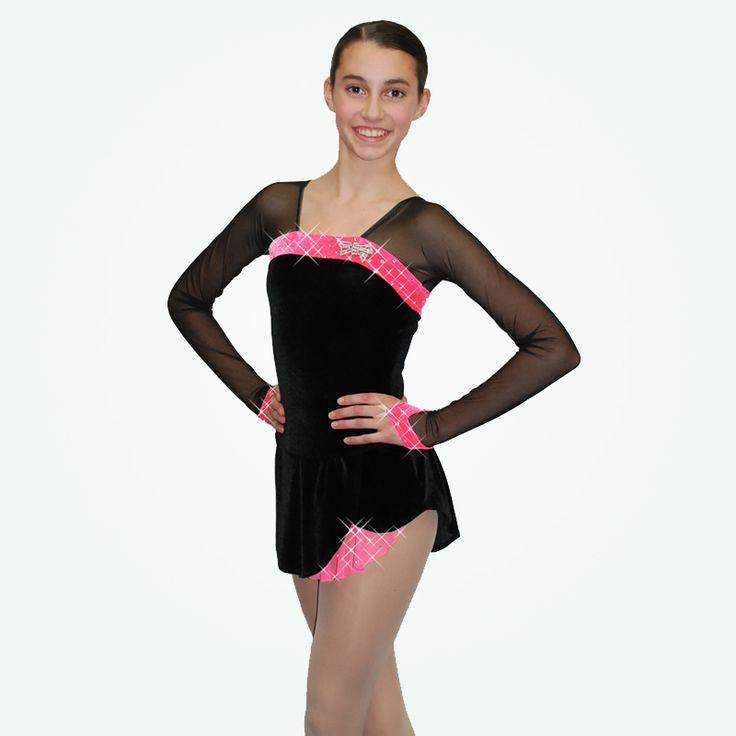 Фигурное катание платье для взрослых профессиональный женский фигурное катание одежда самка катание юбка