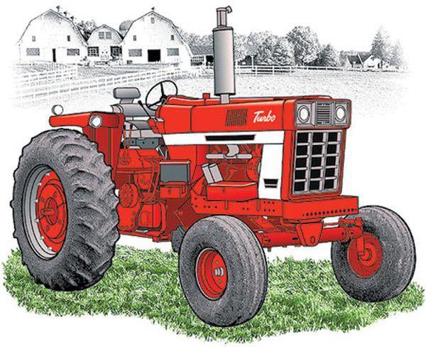 Tractor Cartoon Picker : Best international harvester images on pinterest