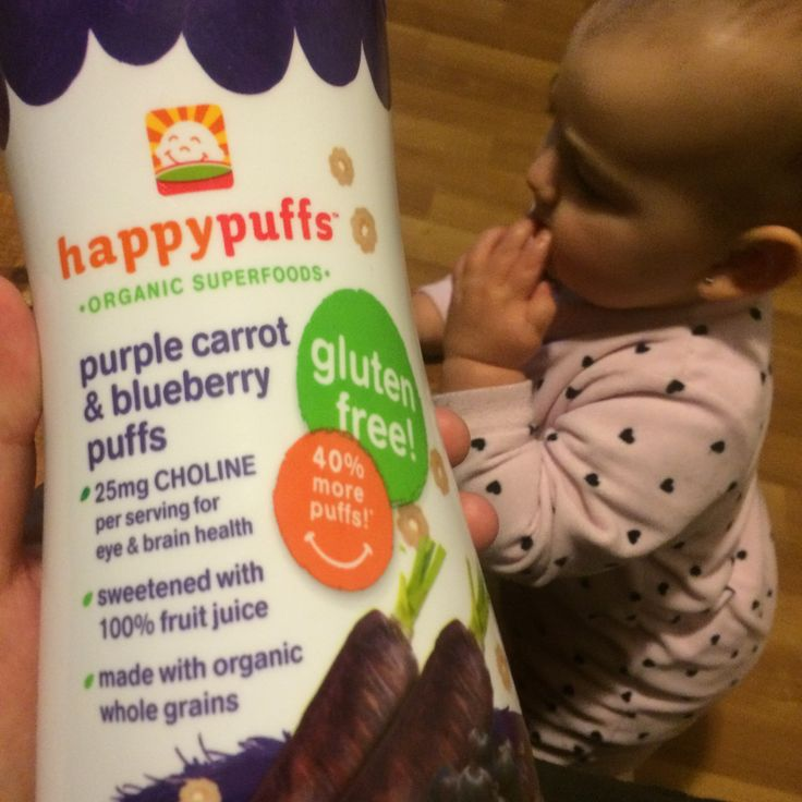 DIY baby puffs  Easy homemade puff recipe for your little one