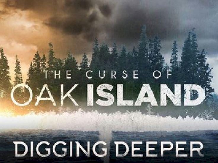 The Curse of Oak Island: Digging Deeper | TV Guide