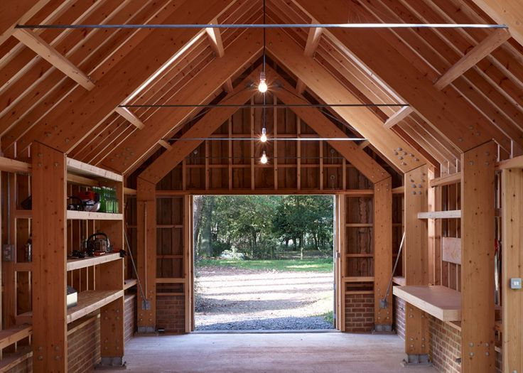 Long Sutton Studio – A Celebration Of Timber & Craftsmanship