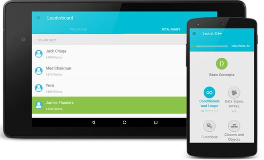 SoloLearn raises a $1.2M seed round to socialize mobile code learning via its app
