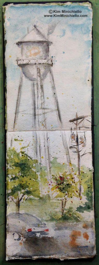 Water tower winter garden and florida on pinterest for Weather winter garden fl 34787