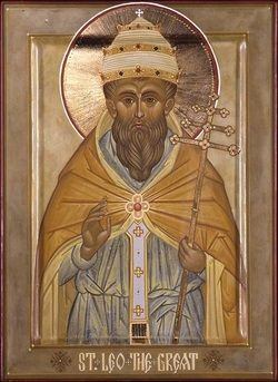 Leo the Great: The First Pope Doctor of the Church Pope Leo the Great (440-461): His place and date of birth are unknown but we are gratified by what we do know of Pope St. Leo. He served as a...