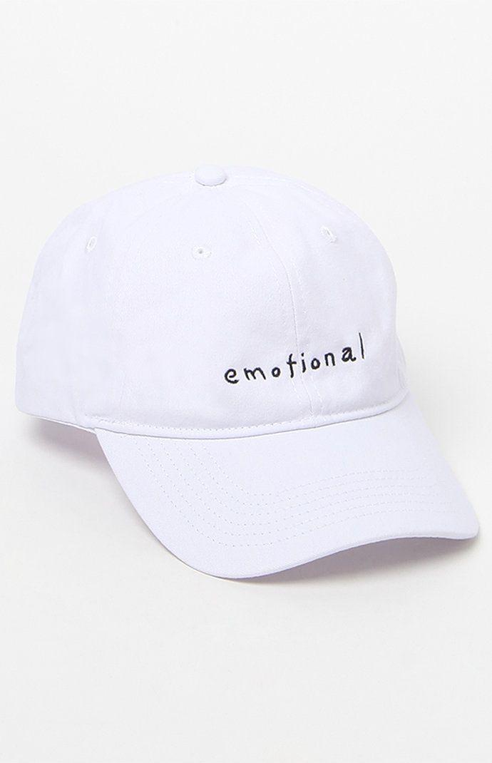 Emotional Baseball Cap