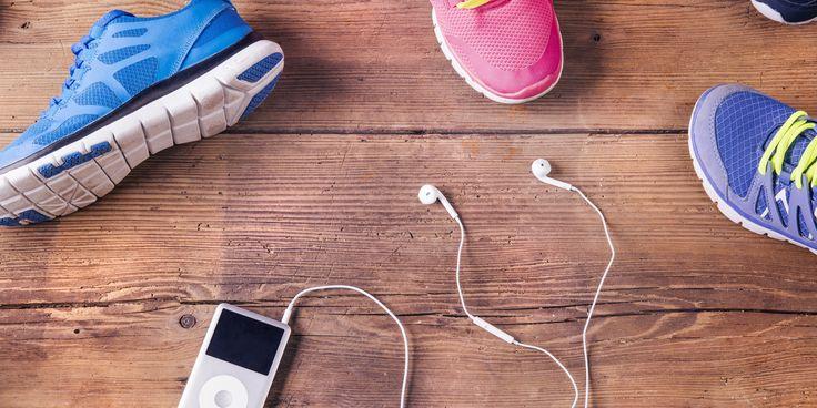 Музыка для занятий спортом - https://lifehacker.ru/2016/08/18/music-for-exercises/