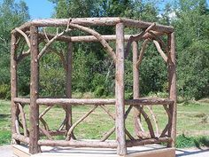 Rustic Garden Furniture | RUSTIC FURNISHINGS & GAZEBOS - Rustic Furniture,Outdoor Furniture ...