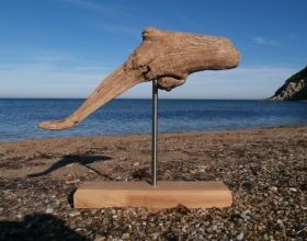 Whale - Dolphin Sculpture