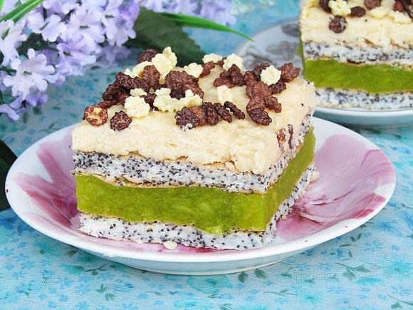 Ciasto Meluzyna