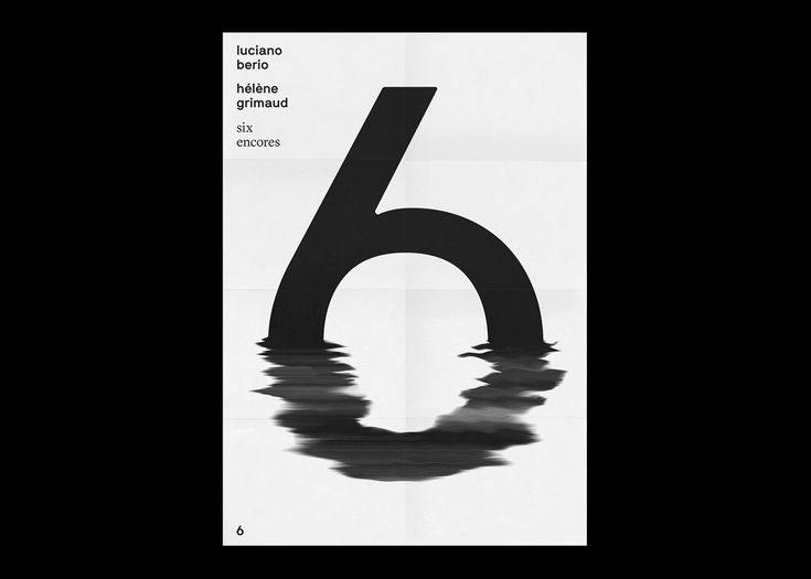 Black and white posters | Abduzeedo Design Inspiration