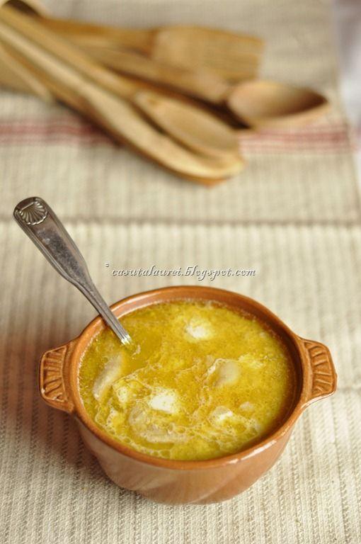 Ciorba de pui a la grec, o reteta delicioasa si satioasa
