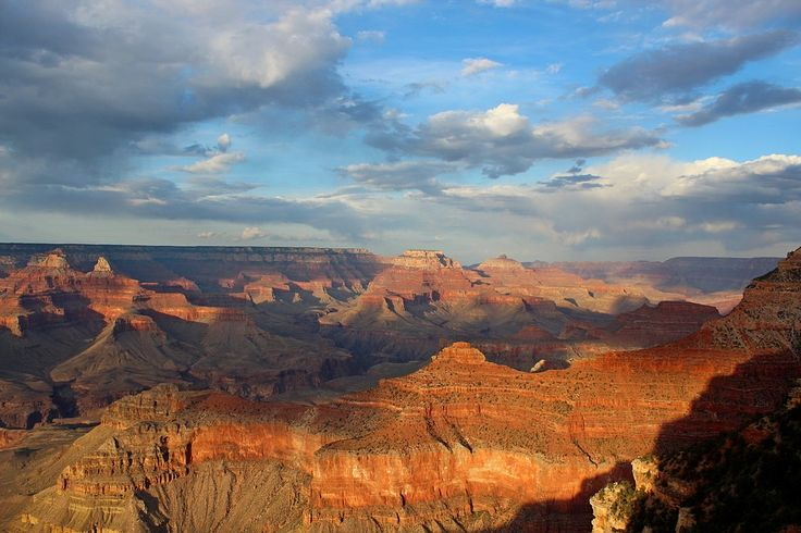 The sun sets on another marvelous day at the Canyon.