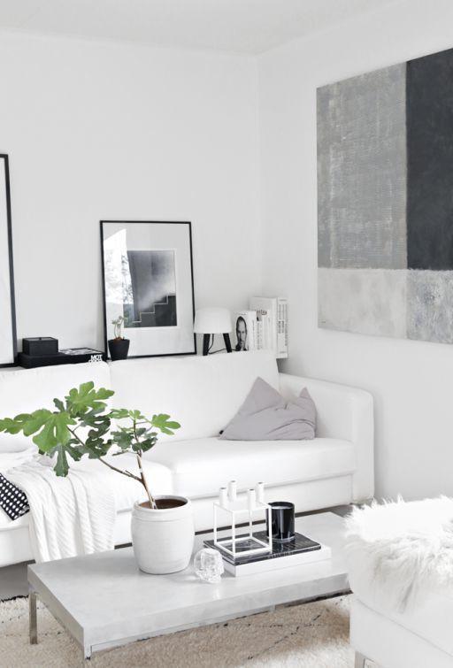 Zimmer Einrichten Wohnzimmer Skandinavisch Einrichten Art