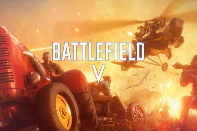 Battlefield V Firestorm Official Trailer 2019 New Battle Royale