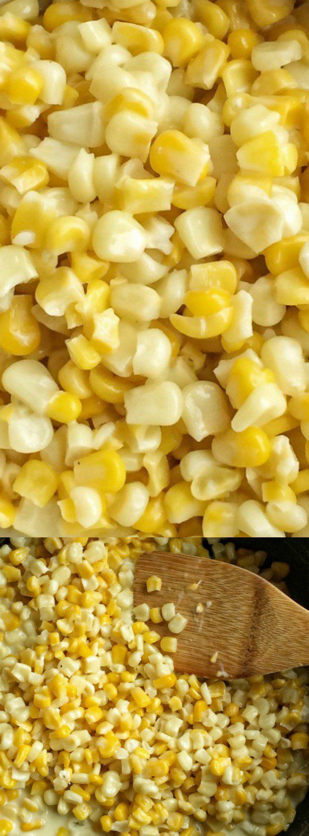 Honey Butter Creamy Skillet Corn