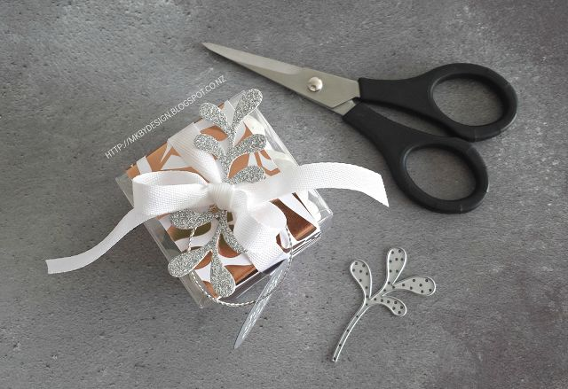 YEAR OF CHEER TOFFEE TREAT BOXES