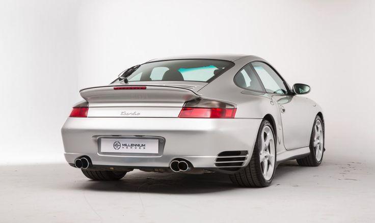 2002 PORSCHE 996 TURBO