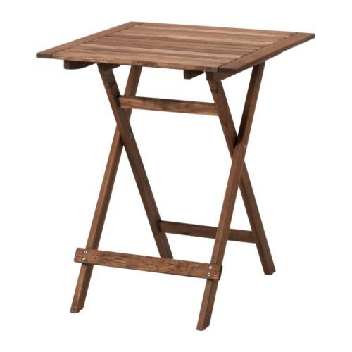 Boll Folding Table Ikea Foldable Saves Space When Stored Or Not In Use Jason 39 S