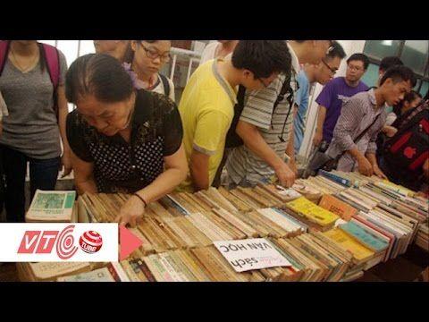 Đại hội sách cũ: Địa chỉ tìm hiểu nguồn cội | VTC