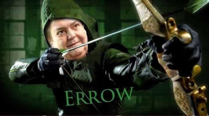 Errow | Faustão | Know Your Meme
