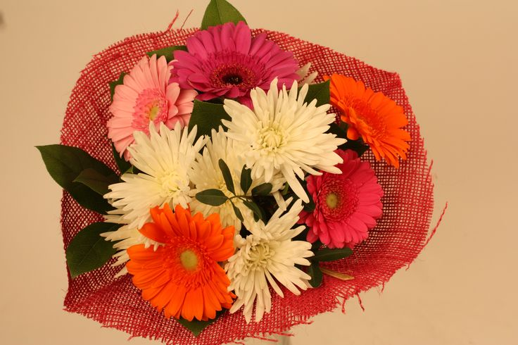 No one who achieves success does so with out acknowledging the help of others. Say it with flowers!
