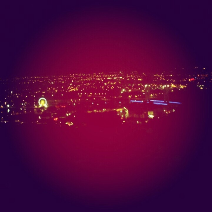 #Rouen at #night #France #landscape #lights #city