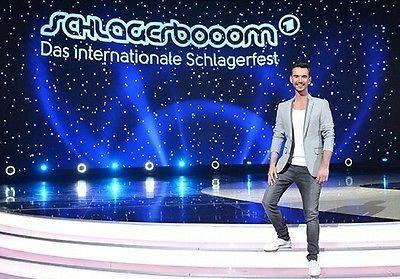 1 Ticket Schlagerboom Dortmund 21.10.16 mit Florian Silbereisen TV Aufzeichnung