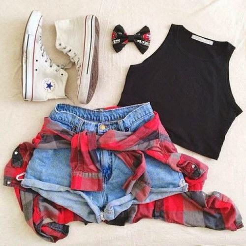 halifax county summer's outfit for TPing chance and Logans house