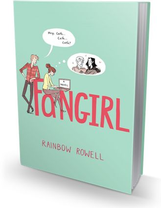 ARC Review: Fangirl by Rainbow Rowell