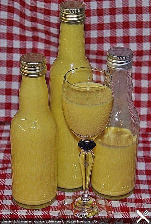 Vanille - Eierlikör, ein schönes Rezept aus der Kategorie Likör. Bewertungen: 79. Durchschnitt: Ø 4,5.