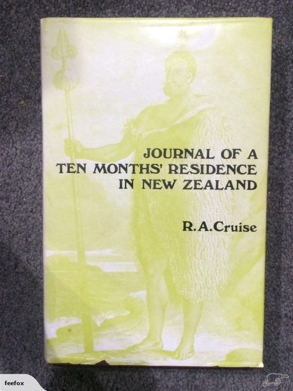 Journal of a Ten Months' Residence NZ before 1840 | Trade Me