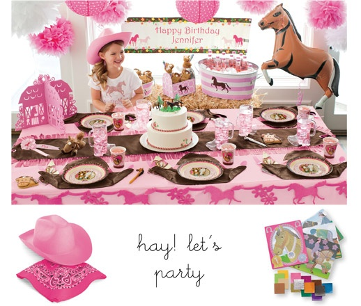 Best Horse Birthday Party Images On Pinterest Birthday Party - Children's birthday parties derbyshire