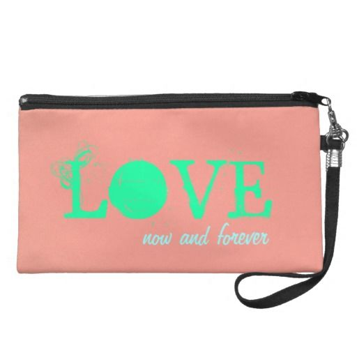Love Now And Forever Bagettes Bag Wristlet Purses