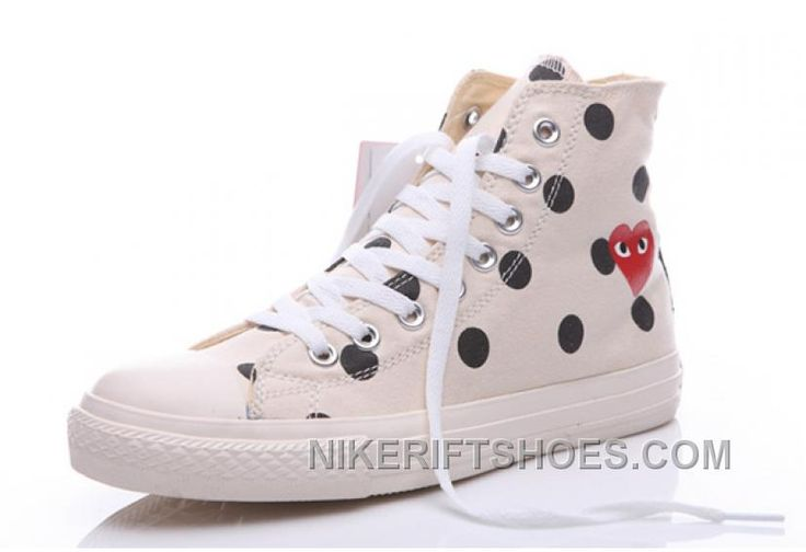 http://www.nikeriftshoes.com/white-high-converse-comme-des-garcons-polka-dot-play-chuck-taylor-lastest-ejwqn.html WHITE HIGH CONVERSE COMME DES GARCONS POLKA DOT PLAY CHUCK TAYLOR ONLINE TM3FX Only $59.00 , Free Shipping!