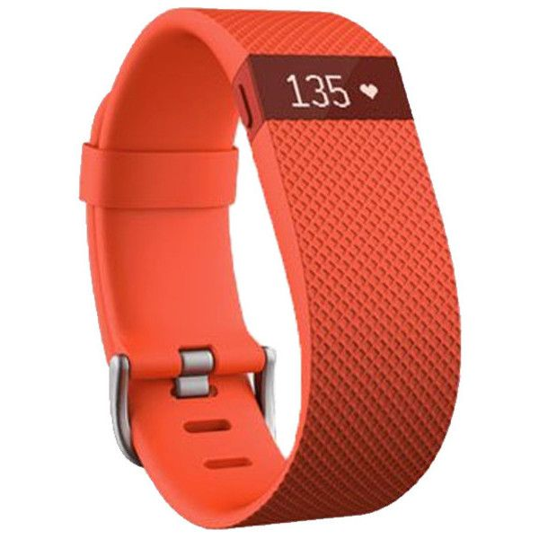 Women's Smart Fit Heart and Fitness Monitor Watch & FREE 2nd Band ($40) ❤ liked on Polyvore featuring jewelry, watches, carrot orange, jewelry & watches, women's watches, heart jewelry, heart-shaped watches, orange jewelry, heart jewellery and orange watches