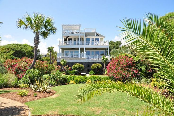 House Vacation Al In Isle Of Palms From Vrbo Private Poolcarolina Beachcharleston South