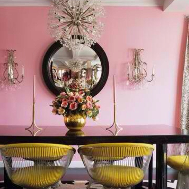 79 best pink rooms images on Pinterest | Pink room, Bedroom and ...