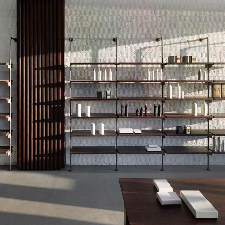 Edra pharmacy by Indigo Arquitectura, Pontevedra Spain store design