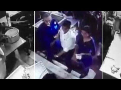 CCTV footage shows vandalism by AAP lawmaker before attack on party's Al...