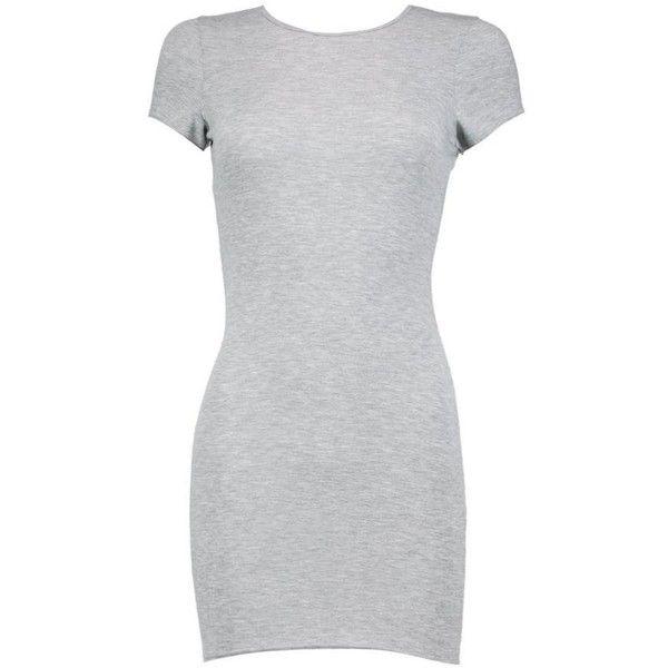 Boohoo Petite Roxy Cap Sleeve Mini Bodycon Dress (22 BRL) ❤ liked on Polyvore featuring dresses, vestidos, short dresses, body con mini dress, bodycon mini dress, short mini dress, boohoo dresses and short cap sleeve dress