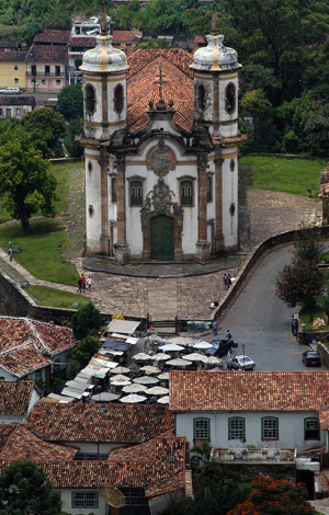 A Igreja da Ordem Terceira de São Francisco de Assis da Penitência fica em Ouro Preto, a primeira cidade brasileira declarada Patrimônio Histórico e Cultural da Humanidade pela UNESCO, em 1980.