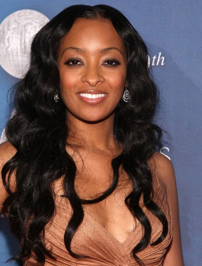 African-american-long-wavy-smooth-black-synthetic-wig-ALIWIGS
