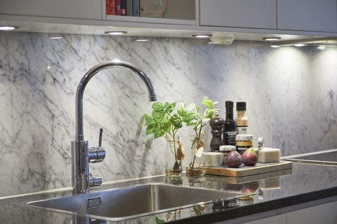 #homestyling #styling #kitchen #kök Fin 2:a vid Strandvägen | Move2