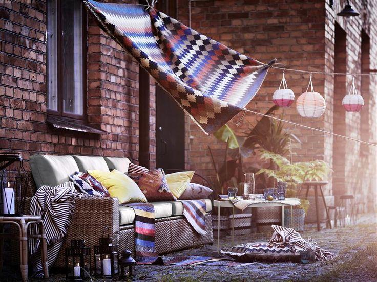 Balkonmöbel & Gartenmöbel günstig kaufen | Ikea outdoor ...