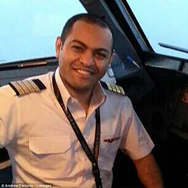 The mystery of the EgyptAir jet crash deepened today following claims that its pilot Mohamed Said Shoukair spoke about 'an emergency descent' aimed at putting out a fire    ~   They are lying.  There was no distress call and no fire.