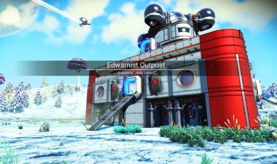 No Mans Sky Update 1.2: PS4 Pro Support Online Base Sharing Permadeath Mode & Much More