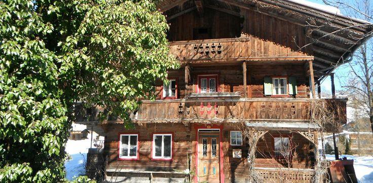 Selbstversorgerhütte Försterhäusl am Wildenbach, Wildschönau