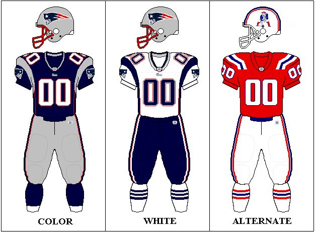patriots uniforms 2012 | New England Patriots - American Football Wiki