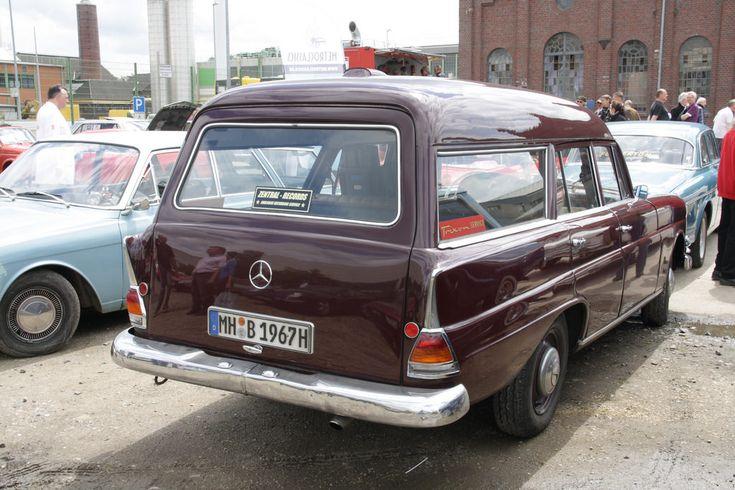 Alle Größen | Mercedes 200 Universal W110 1966-67 -1- | Flickr - Fotosharing!