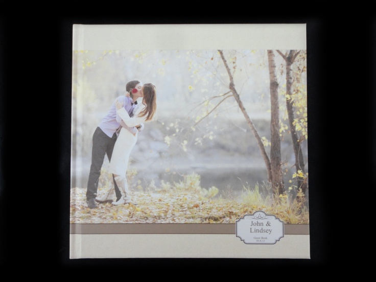 Best Wedding Guest Books Images On   Photo Books